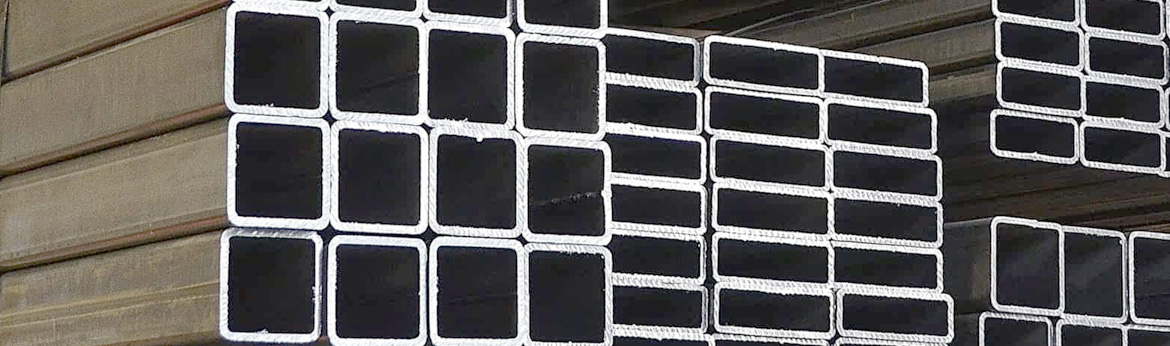 Heavy Rectangular Mild Steel Pipe