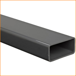 Rectangular Mild Steel Pipe